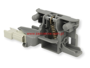 Zamek blokada  drzwi do zmywarki Indesit Ariston C00274116